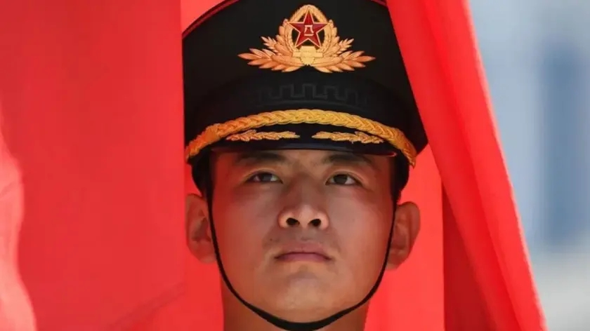 CHINA FORGES AHEAD THROUGH CHAOS AND THREATS