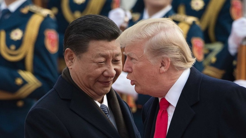 BEIJING SEES TRUMP'S HAND AND WON'T FOLD