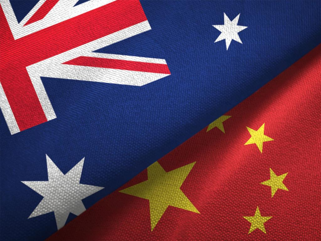 It's hard to tell why China is targeting Australian wine. There are two possibilities