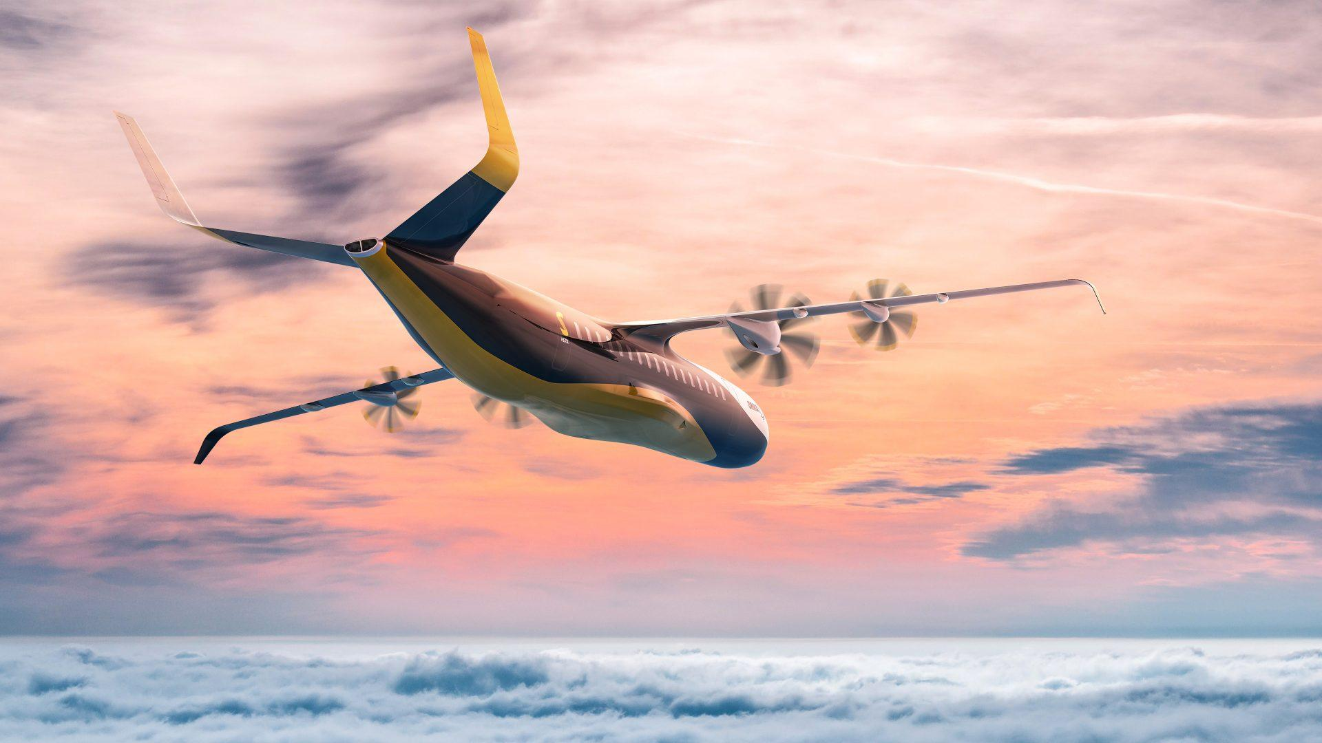 CONCEPT DESIGN | ELECTRIC AVIATION GROUP